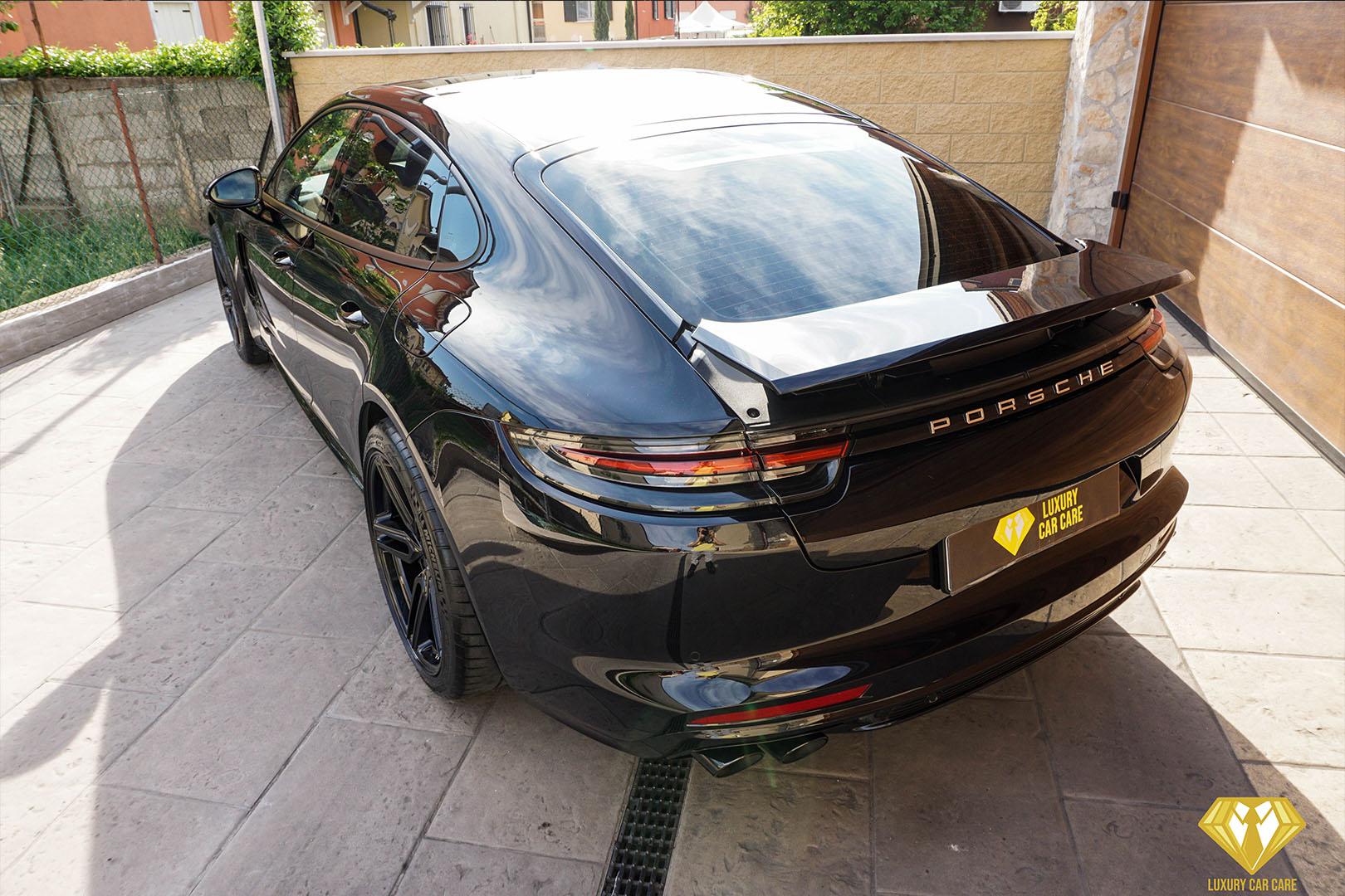 Porsche Detailing Verona