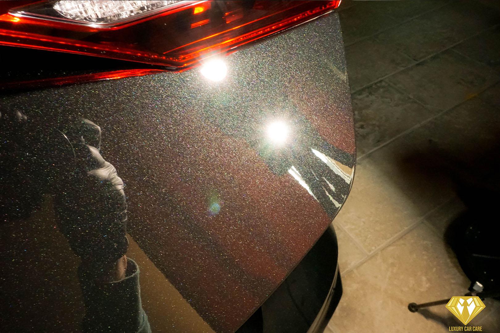 Audi S7 Detailing