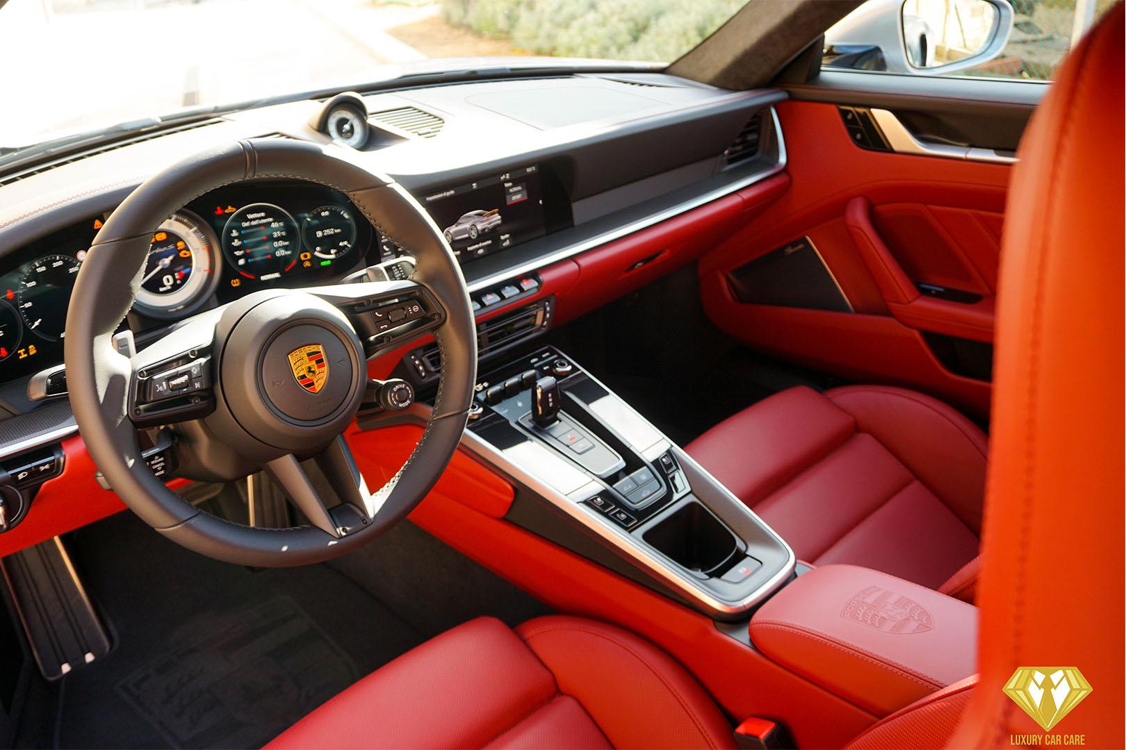 Detailing Turbo S